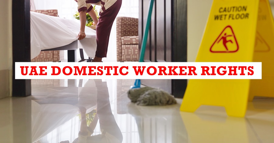 rights of domestic workers in uae