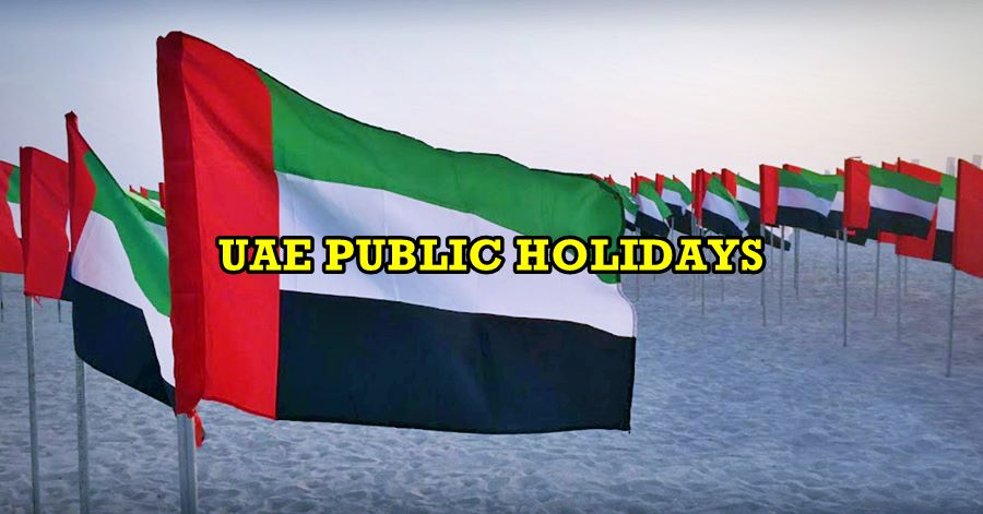 uae public holidays
