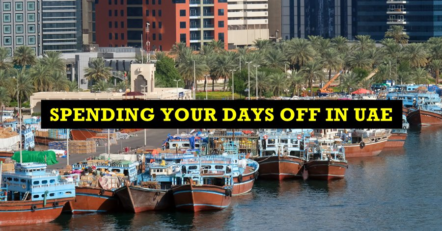 uae days off activities