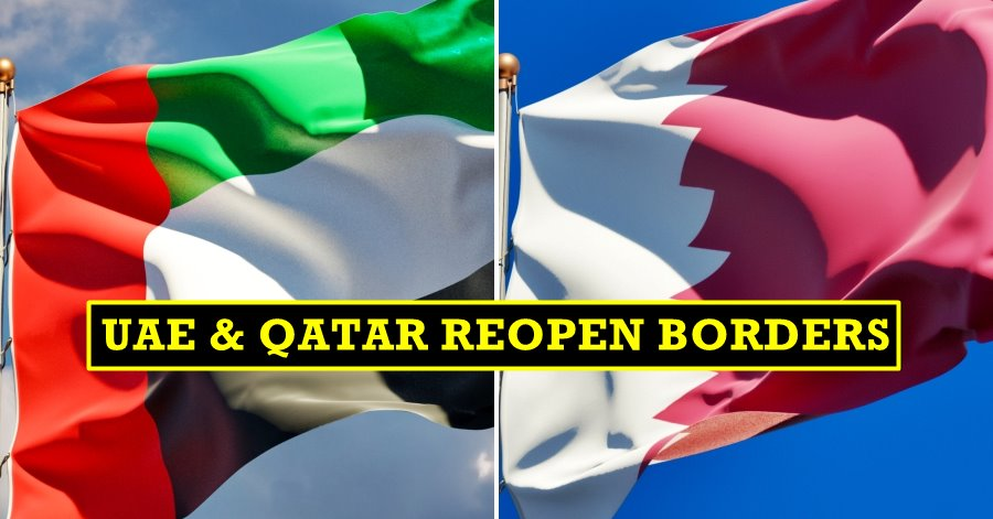 qatar and uae reopen borders